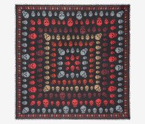 Box Foulard Multiskull