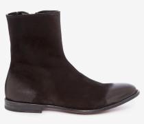 Chelsea Boots aus Wildleder