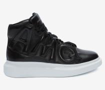Hochgeschlossene Oversized-Sneakers