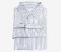 Langärmliges Hemd aus Baumwolle