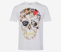 T-Shirt Artist Skull