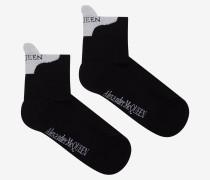 Socken mit McQueen-Logo