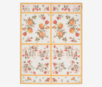 Florales Tablecloth-Foulard