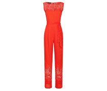 Jumpsuit Red Feyasis