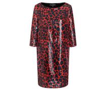 Leoparden Kleid Waofa