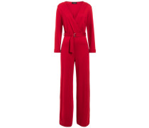 Jumpsuit Rasyes Rot