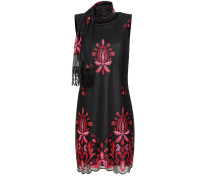 Besticktes A-Linien Kleid Laeny