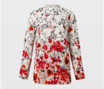 MOVING FLORALS blouse 1/1 2