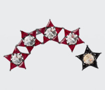 GO FOR THE NEXT STAR II brooch