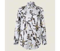TAMED FLORALS Blouse 1/1 2
