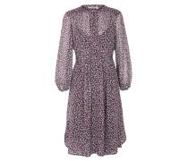 LEOPARD BLOOM dress