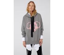 DOGWALK hoodie sweatshirt 1/1 2
