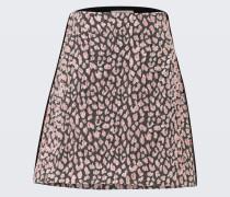 DECADENT LEOPARD mini skirt 2