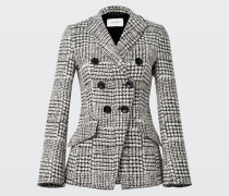 OFFBEAT CHECK jacket sleeve 1/1 4