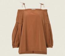 TAFFETA REVOLUTION blouse 1/1 2