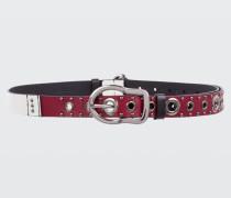 NEW COMBINATIONS tri-colour mix belt 75