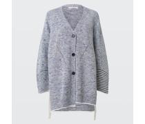 FRESH TWIST cardigan v-neck 1/1 2