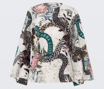 TATTOO GRACE  blouse 1/1 2