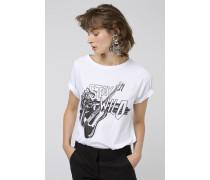 STAY WILD shirt o-neck 1/4 2