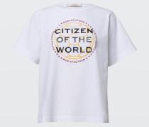 GO FOR THE NEXT STAR III shirt o-neck 1/2 2