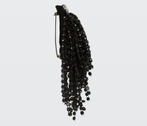 SPARKLE ADDITION fringed bead brooch
