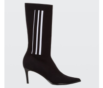 SMOOTH ATTRACTION point sock boot (7cm) 38