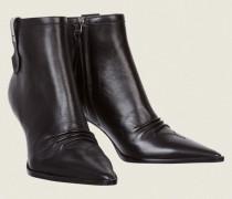 CHIC ADVENTURE santiago kitten heel bootie (5cm) 38
