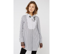 SPARKS ON STRIPES blouse 1/1 2