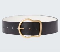 NEW COMBINATIONS 6 cm buckle belt 85