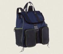 SPORTY SOPHISTICATION pocket backpack