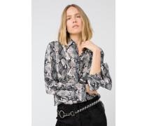 FRAGMENTED VIPER blouse 1/1 2