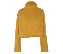POWERFUL EASE pullover turtleneck 1/1