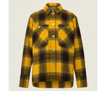 COLOURFUL CHECK jacket 1/1 sleeve 2