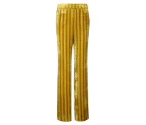 SMOOTH FLAUNT straight wide leg pants