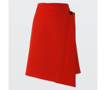 OPPULENT APPEARANCE wrap skirt 2