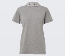 MIXED UP LUXURY shirt o-neck 1/4 3