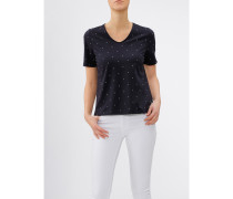 Damen T-Shirt V-Ausschnitt