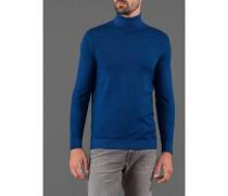 Herren Pullover Rollkragen, Garment Dyed, Modern Fit