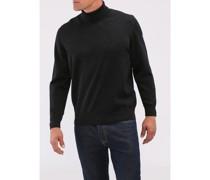 Big Size, Herren Rollkragen-Pullover, Merinowolle Superwash