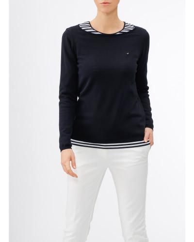 Damen Pullover U-Boot