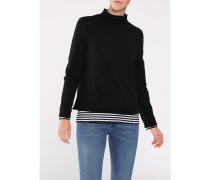 Damen Pullover Stehkragen, Geelong