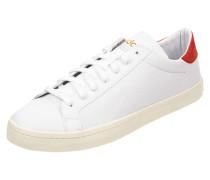 Sneaker 'Courtvantage' aus Leder
