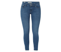 Water<Less™ Super Skinny Fit Jeans mit Stretch-Anteil