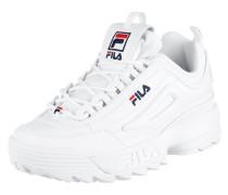 Sneaker 'Disruptor' mit Logo-Stickereien