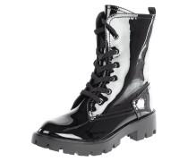 Boots in Lackoptik
