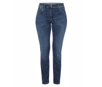 Stone Washed Comfort S Fit Jeans