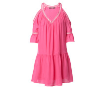 Cold Shoulder Kleid 'Jessica' aus Seide
