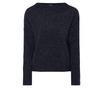 Sweatshirt mit dekorativem Pilling-Effekt