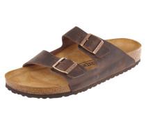 Sandalen 'Arizona' aus Nubukleder