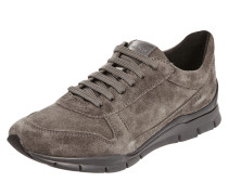 Sneaker aus Leder - atmungsaktiv